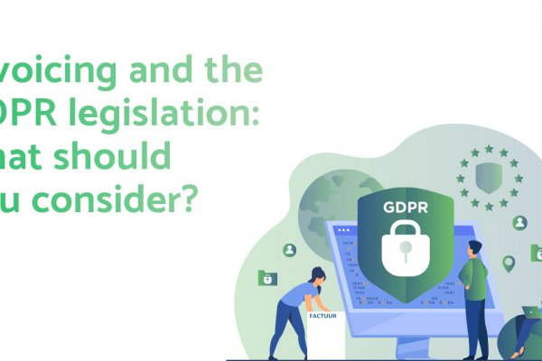 Invoicing and the GDPR legislation: what should you consider?
