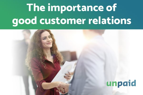 customer relations