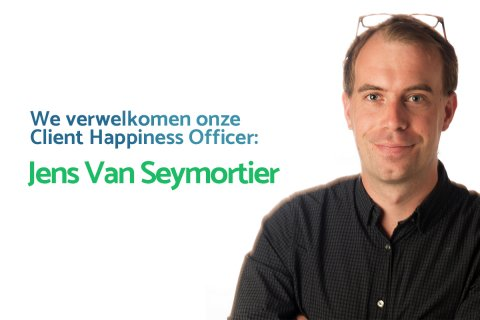 welkom jens client happiness officer