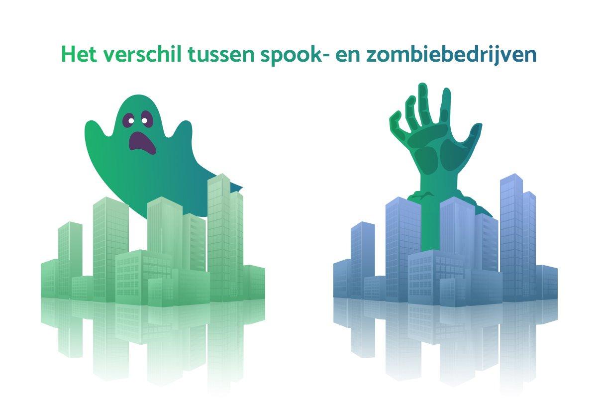 Zombiebedrijven en spookfirma's: zo voorkom je dat ze jouw bedrijf leegzuigen