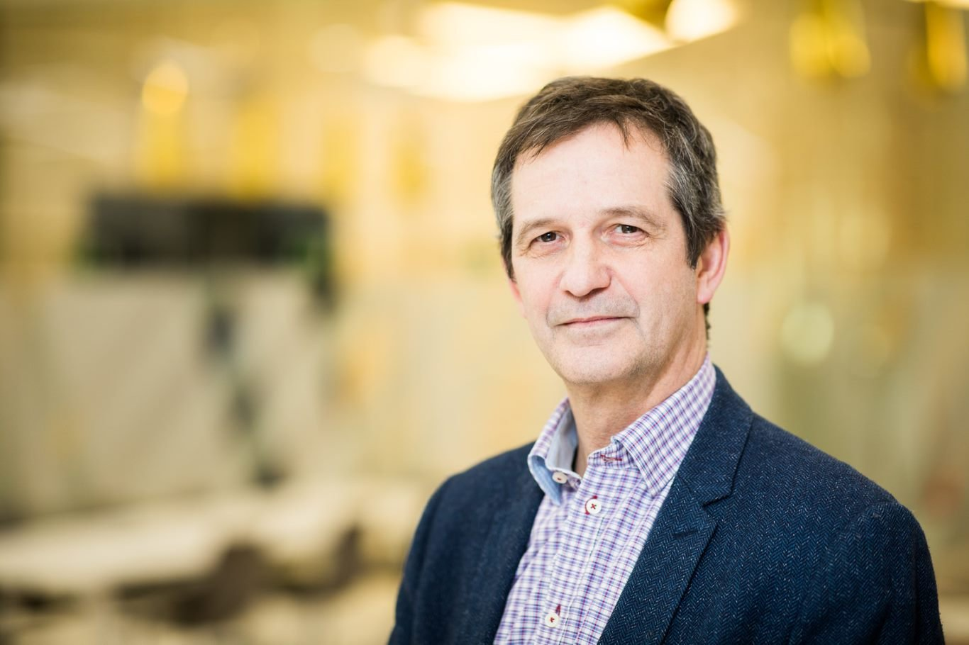 Philippe Courouble, directeur Corporate P&C
