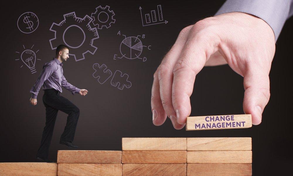 Changements dans la gestion